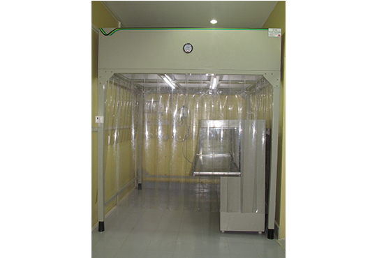 Negative pressure Isolation room manufacturers in Bangalore
